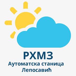 РХМЗ Метео станица Лепосавић